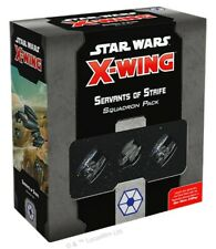 Fantasy Flight Games, Star Wars X-Wing 2.0, Separatist Servant of Strife New