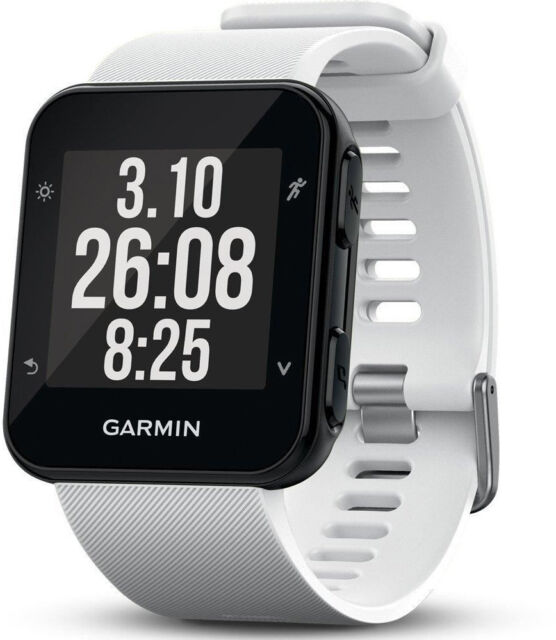 Garmin Forerunner 35 with GPS - White