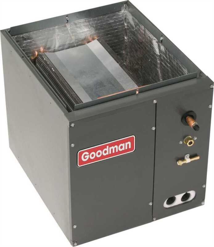 "Goodman 2.5 Ton Cased Evaporator Coil 17 1/2""w X 22""h X 21""d Capf3131b6"