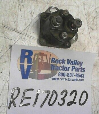 John Deere Relay-starter Re170320