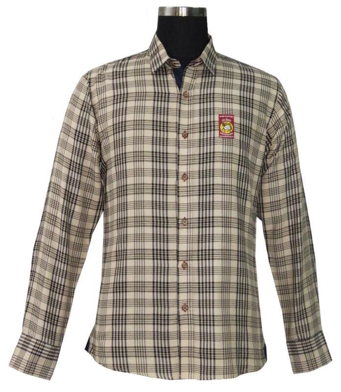 Baker Men's Long Sleeve Sport Shirt