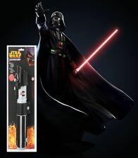 Darth Vader Lightsaber Star Wars Force Red New Series Signature Light Saber Mint
