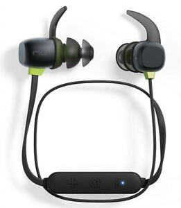 Optoma NuForce BE Sport4 Premium Wireless Sport Earphones with 10h Battery, Sweat Proof, AAC + aptX, Quick Charge, Gr...