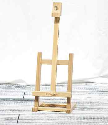 Richeson BENNETT Table Easel Wood Tabletop Painting Drawing Art Supplies - Richeson Art