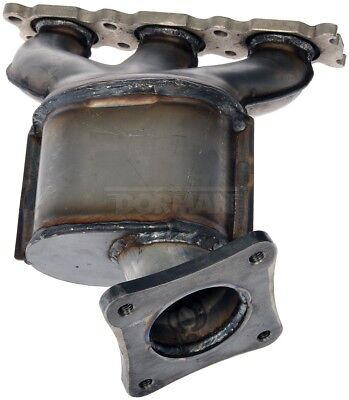 Exhaust Manifold with Integrated Catalytic Converter Right fits 11-15 XC60 3.2L