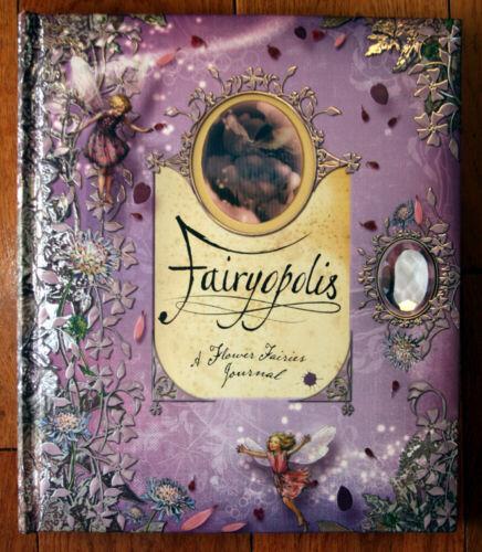 Fairyopolis: A Flower Fairies Journal (2005) Pop-Ups CICELY MARY BARKER