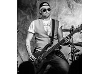 Experienced Dedicated Bassist Available - Anywhere in England and Wales
