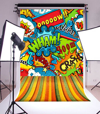 3x5FT Funny Halloween Photography Background Backdrops Studio Props Vinyl