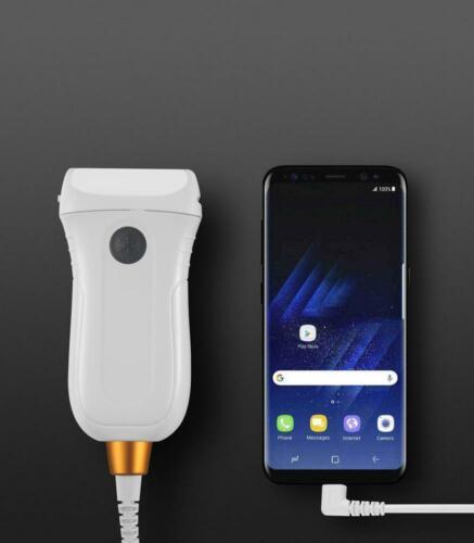 MX5 Go Portable Ultrasound The World'S First App-Based Swine Ultrasound