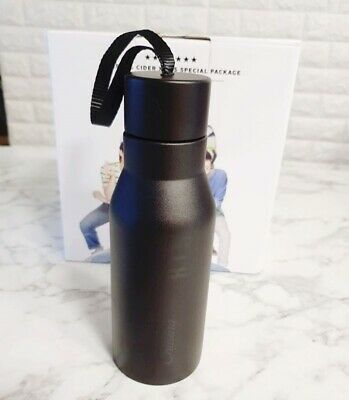 BTS Chilsung Cider Limited Official Tumbler Collaboration big hit CU + Tracking