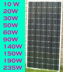 Solar Panel / microFIT Net-metering kit / Solar Pump / Off grid