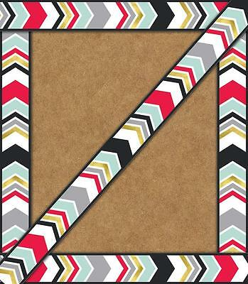 Cd108292 Follow Your Path Straight Bulletin Board Trim Classroom Decorations