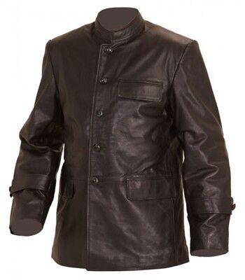 WW2 German Uboat leather crew jacket black - Made to your sizes