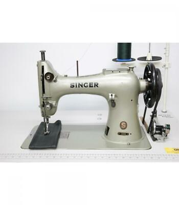 Singer 132K6  Lockstitch Walking Foot Straight Stitch Industrial Sewing Machine