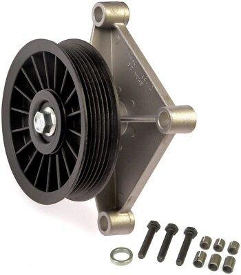 A/C Compressor Bypass Pulley-Air Conditioning Bypass Pulley - Boxed Dorman 34198