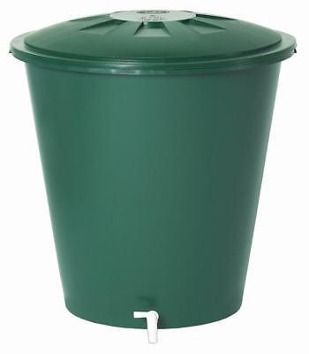 Garantia Regentonne 310 l Kunststoff Regenwassertonne Regenbehälter Regentank