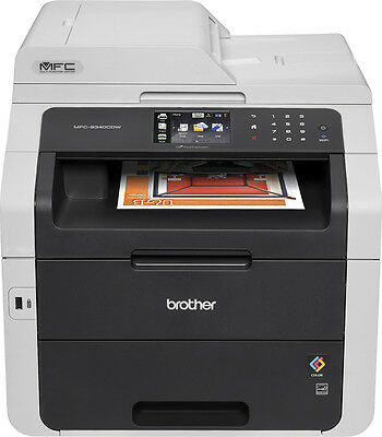 Brother - MFC-9340CDW Wireless Color All In One Printer