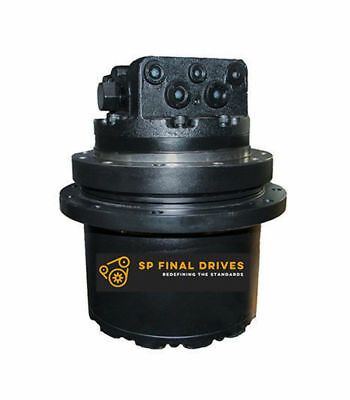 New Holland E18c Final Drive With Travel Motors