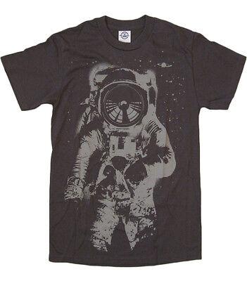 Mens Astronaut Outer Space Speakerhead Tee Shirt  M 2Xl