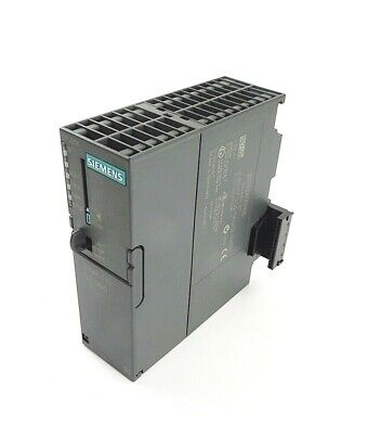 Siemens 6es7 314-1ag13-0ab0 -used- Simatic S7-300 Cpu314 E-stand 1