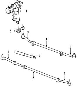jeep grand cherokee steering diagram