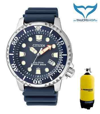 Citizen Promaster Marine TaucherUhr ArmbandUhr BN0151-17L Eco-Drive Herren 20bar