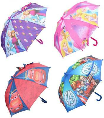 Disney Printed Kid's 67cm Umbrella Brolly