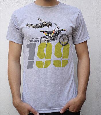Travis Pastrana T Shirt Artwork
