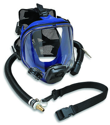 Sas Safety 003-9901 Full-face Supplied Air Respirator