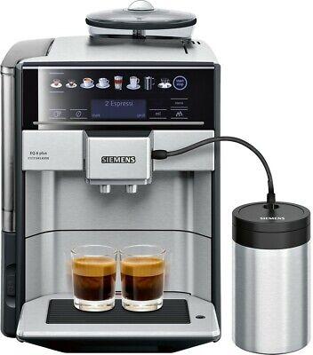 SIEMENS TE657F03DE EQ.6 plus Kaffeevollautomat