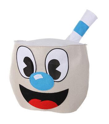 elope Mugman Felt Character Costume Mascot Head