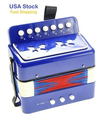 Toy Accordion Musical  Instruments for Kids