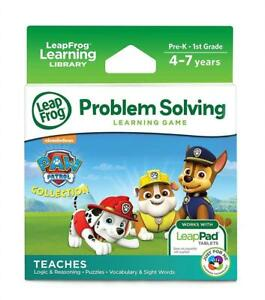 NEW LeapFrog LeapPad Ultimate PAW Patrol Collection Learning Game (English Version) Condtion: New, PAW Patrol