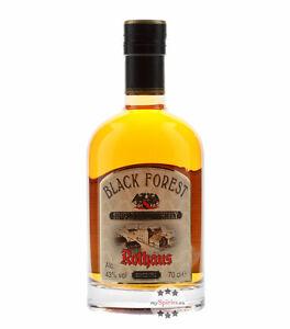 Rothaus Black Forest Single Malt Whisky 0,7 Liter in Geschenk-Dose / 43 % vol.