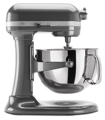 kitchenAid RRKP26M1X Pro 600 Stand Mixer 6qt Super Big Large Capacity
