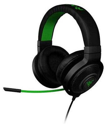 Razer Kraken Pro Black Gaming Headset schwarz Klinke RZ04-00870300-R3M1