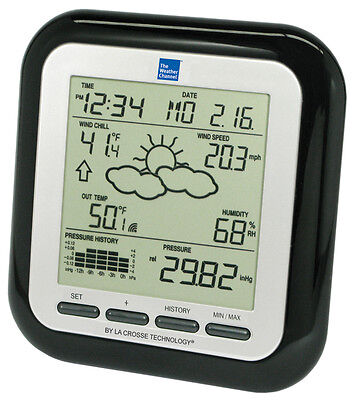 Ws 1910Twc It La Crosse Technology Twc Replacement Weather Station Display
