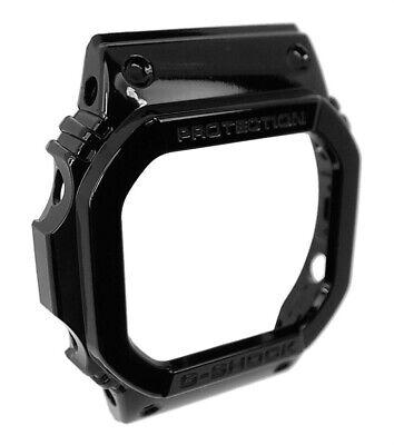 Casio G-Shock Lünette Bezel schwarz für GST-W100D mit grauer Schrift