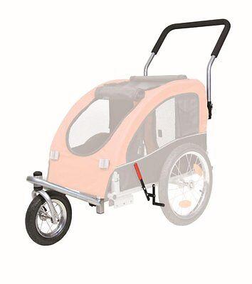 Trixie 12815 Jogger-Umbau-Set für Fahrradanhänger Trixie-12814