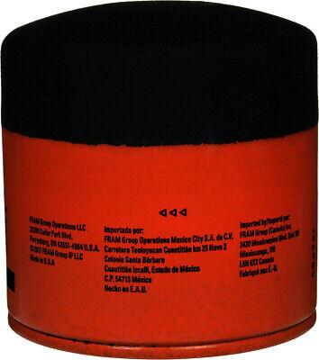 Engine Oil Filter-Turbo Fram PH16