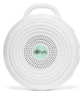 NEW Marpac Rohm White Noise Sound Machine, Portable Condtion: New, Regular Version, Power button has tactile feedback...