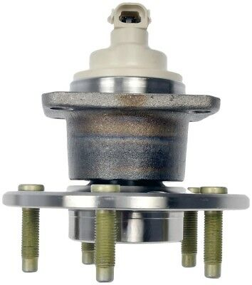 Wheel Bearing and Hub Assembly Rear Dorman 930-629
