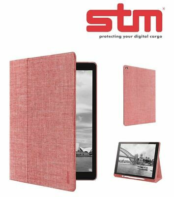 "STM Atlas Heavy Duty Protection Denim Folio Case Cover Stand Apple iPad Pro 9.7"""