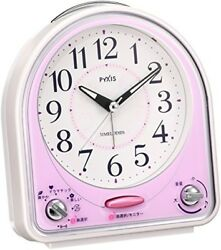 SEIKO PYXIS Disney Classical Music 31 Melodies Alarm Clock Auto Stop From Japan