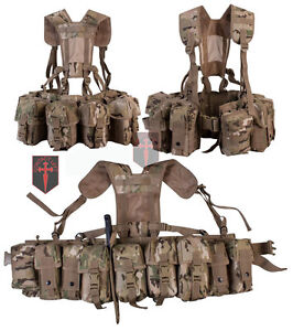 Special-Forces-Molle-Airborne-WEBBING-Crye-MULTICAM-MTP-Infantry-Commando