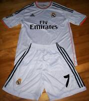 Jersey soccer avec Short REAL MADRID 2014 - RONALDO - HOME