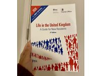 Official guide : Life in UK 2020 guide