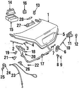 MERCEDES-BENZ-MB-OEM-1708000848-Trunk-Lid-Vacuum-Pump