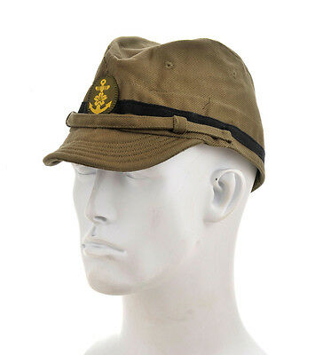 WW2 Japanese Imperial Naval Landing Forces Petty Officers Soft Cap Size 58
