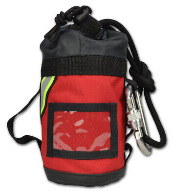 Lightning X Fire Rescue Personal Escape Rope Bag Bail Out Kit w/ 40′ x 8mm Rope